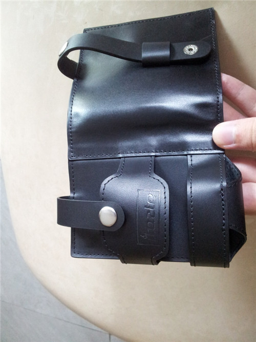 leather pouch for VTR